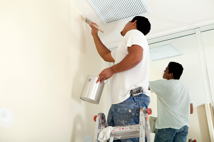 Right Commercial Painting Contractors Change The Look Of Your Office - Painting contractors