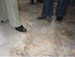 People Enjoying Floor Stains Concrete Floor Stain
